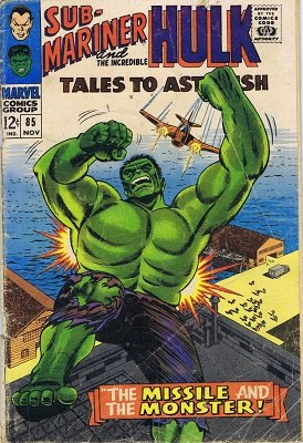 Tales to Astonish 85. Click for value