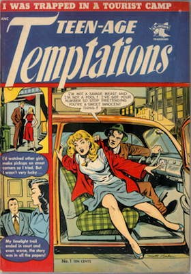 Teen-Age Temptations #1. Click for value