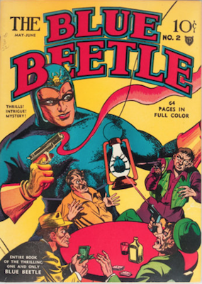 The Blue Beetle #2. Click for current values.