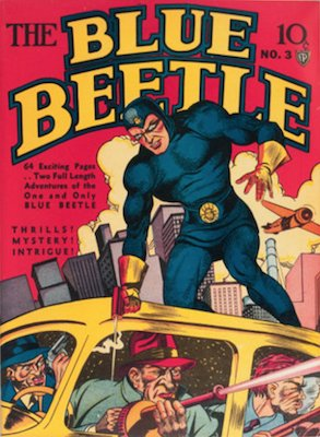 The Blue Beetle #3. Click for current values.