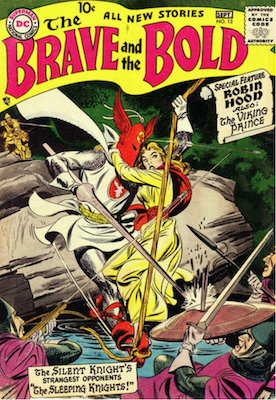Brave and the Bold #13. Click for current values.