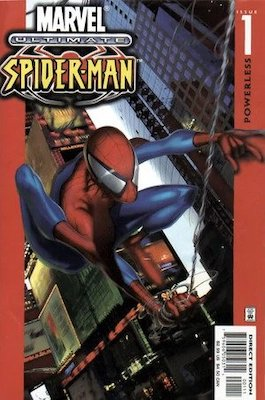 Ultimate Spider-Man v1 #1, 1st Appearance. Click for values