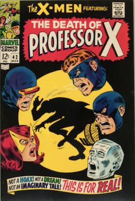 X-Men #42: