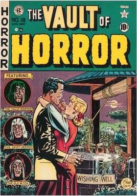 Vault of Horror #18. Click for values.