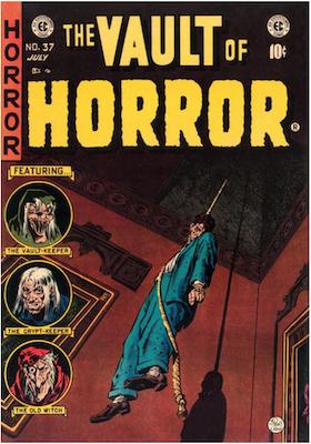 Vault of Horror #37. Click for values.