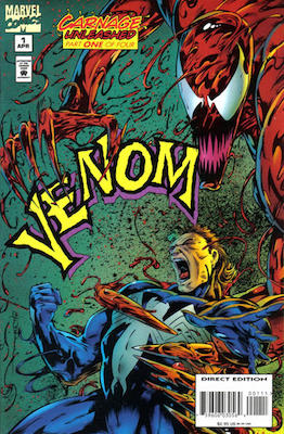Venom: Carnage Unleashed #1. Click for values