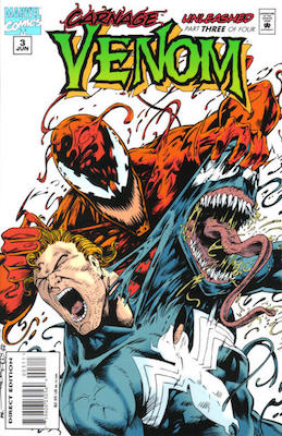 Venom: Carnage Unleashed #3. Click for values