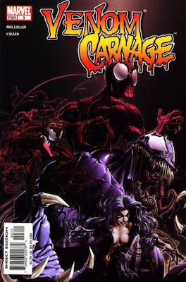 Venom vs Carnage #3. Click for values