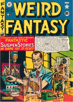 Weird Fantasy #13. Click for current values.