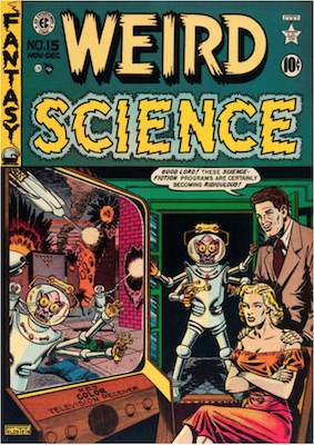 Weird Science #15. Click for current values.