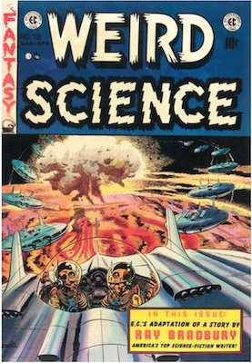 Weird Science #18. Click for current values.