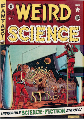 Weird Science #8. Click for current values.