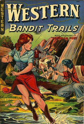 Western Bandit Trails #3. Click for values