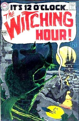 Witching Hour #1 (1969): 1st in Series. Click for value
