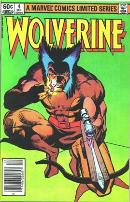 Wolverine Limited Series #4