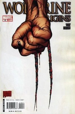 Wolverine Origins #10, 1st Daken (Kid Wolverine). Click for values