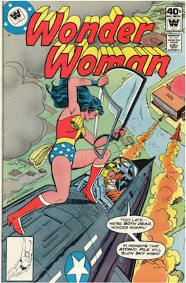 Wonder Woman #258. Click for current values.