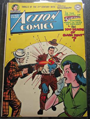 Action Comics #153 Value?