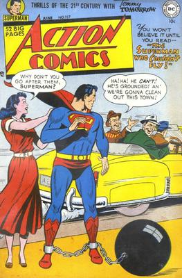 Action Comics #157 Value