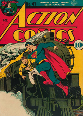 Action Comics #41: Click for value