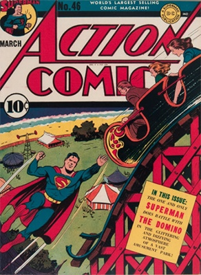 Action Comics #46. Click for value