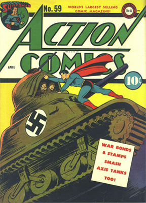 Action Comics #59. Click for value