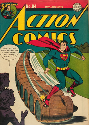Action Comics 84. Click for value