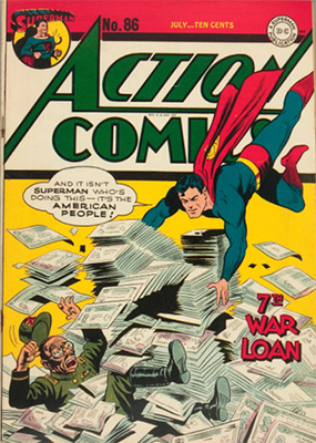 Action Comics 86. Click for value