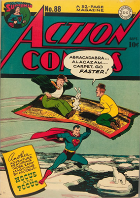 Action Comics 88. Click for value