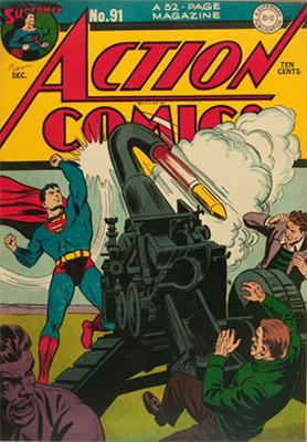 Action Comics 91. Click for value