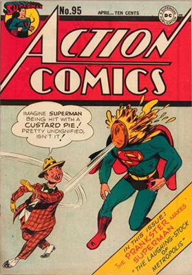 Action Comics 95. Click for value