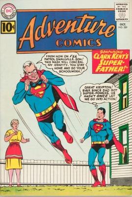 Origin and First Appearance, Jax-Ur, Adventure Comics #289, DC Comics 1961. Click for value