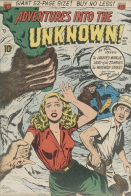 Click here to check values of Adventures Into the Unknown issue #14