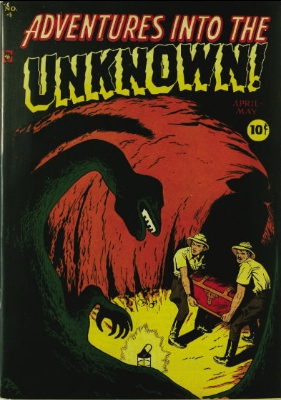 Click here to check values of Adventures Into the Unknown issue #4