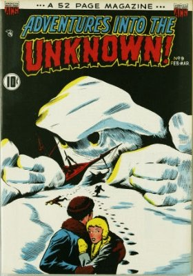 Click here to check values of Adventures Into the Unknown issue #9