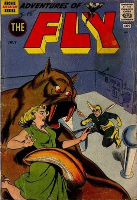 Origin and First Appearance, Flygirl, Adventures of the Fly #13, Archie Comics, 1961. Have your copy appraised free.