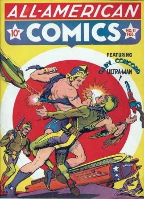 Click to check the value of All-American Comics #11