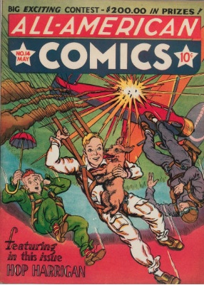 Click to check the value of All-American Comics #14