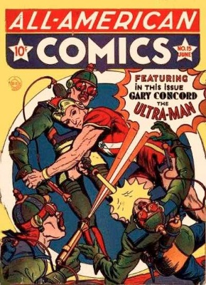 Click to check the value of All-American Comics #15
