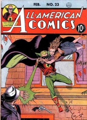All-American Comics #23. Click for current values.