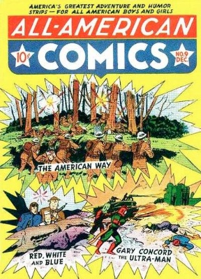 Click to check the value of All-American Comics #9