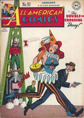 All-American Comics #93. Click for current values.