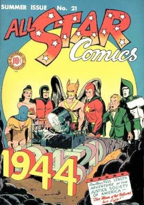 Click to check current values for All-Star comics #21