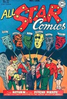 Click to check current values for All-Star comics #32