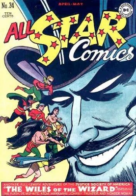 Click to check current values for All-Star comics #34