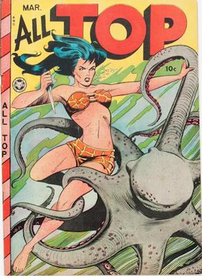 All-Top Comics #16. Click for values