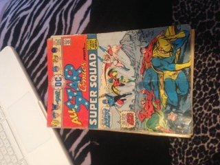 All-Star Comics #58 Value?