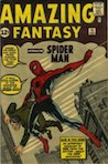 Amazing Fantasy #15 Comic Values