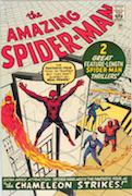 Amazing Spider-Man #1 Golden Record Reprint  Record Sale: $2,500  Minimum Value: $50