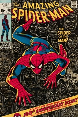 Click here to find out the values of Amazing Spider-Man issue #100